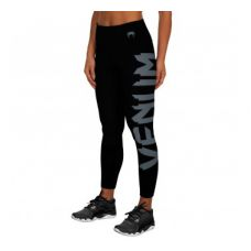 Брюки компрессионные  VENUM GIANT LEGGINGS - BLACK/GREY - FOR WOMEN