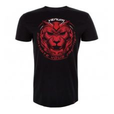 Футболка  VENUM BLOODY ROAR T-SHIRT - RED