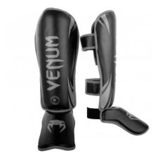 Защита голени VENUM CHALLENGER SHINGUARDS - BLACK/GREY
